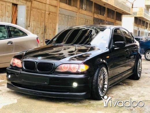 BMW in Tripoli - BMW ALPINA