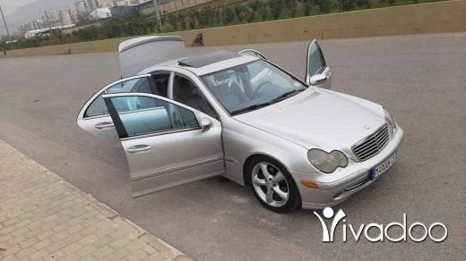 Mercedes-Benz in Tripoli - Mercedes C 230 / 2003 Compressor