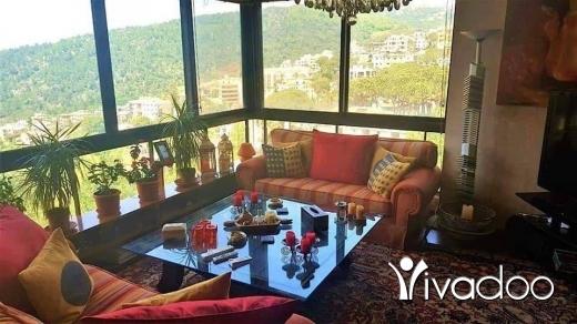 Apartments in Beirut City - للبيع شقة فخمة جدا في برمانا