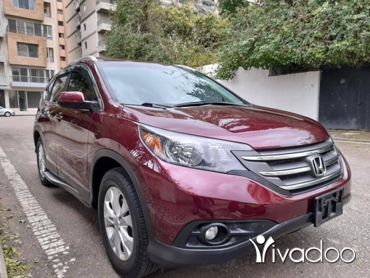 Honda in Zgharta - Crv EXL 2013 4WD full option