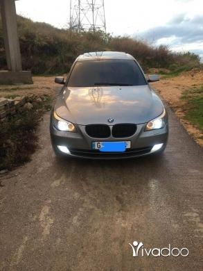 BMW in Tripoli - BMW E60 2004