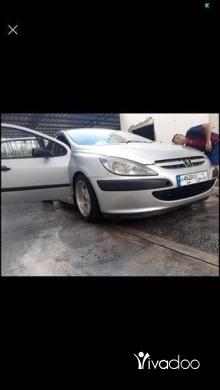 Peugeot in Tripoli - بيجو 307