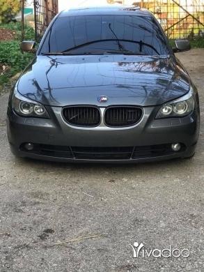BMW in Tripoli - E 60 bmw 525