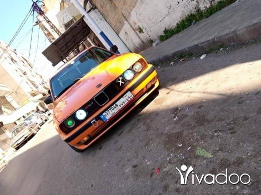 BMW in Tripoli - بي ام بومة مديل 89