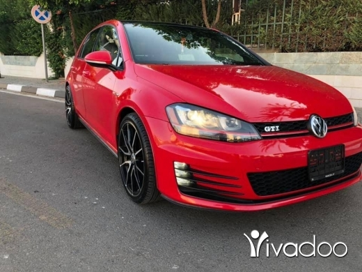 Volkswagen in Tripoli - Golf GTI 2015