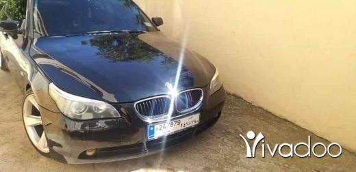 BMW in Tripoli - 2004 full option 525
