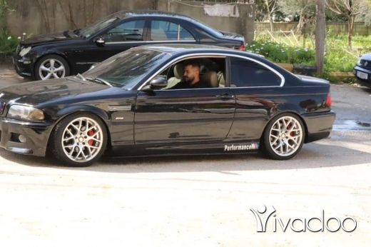 BMW in Nabatyeh - New boy e46