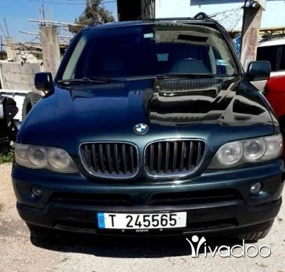 BMW in Tripoli - x5 model 2005 v6