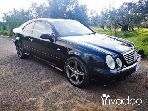 Mercedes-Benz in Zgharta - Clk 1998