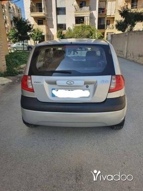 Hyundai in Tripoli - Hyundai Getz