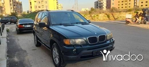 BMW in Tripoli - BMW  x5 model 2001