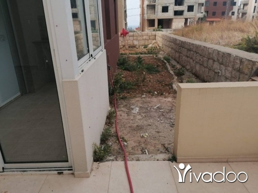 Apartments in Jbeil - L07332 - New Apartment with Garden for Sale in Jbeil with Garden