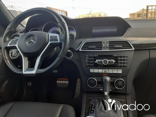 Mercedes-Benz in Beirut City - C300 model 2013 clean carfax no accidents
