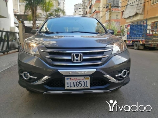 Honda in Beirut City - Crv 2013