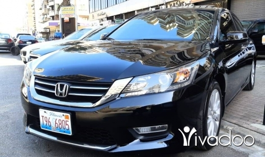 Honda in Tripoli - Honda accord exl 2013
