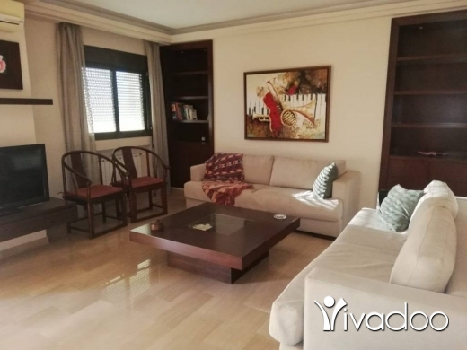 Apartments in Mazraat Yachouh - L07612-Furnished Apartment for Rent in Mazraat Yachouch with A Beautiful Mountain View