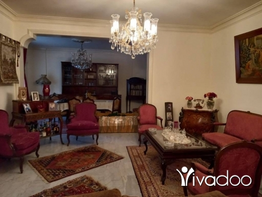 Apartments in Ballouneh - L07603 - Nicely Decorated Spacious Apartment for Sale in Ballouneh