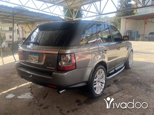 Rover in Beirut City - Range Rover Supercharge 2008 look 2011☎️ 81706550 ☎️