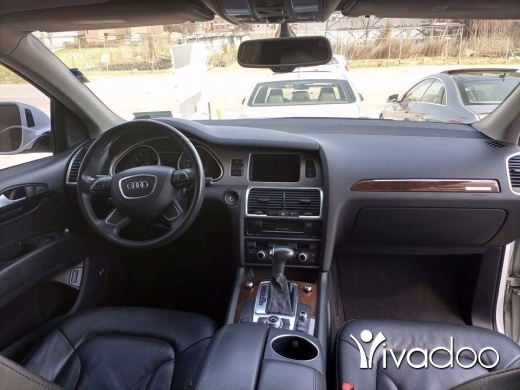 Audi in Beirut City - AUDI Q7 PREMIUM PLUS 2013
