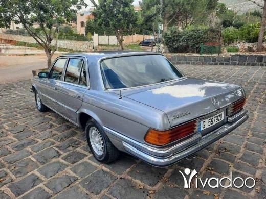 Mercedes-Benz in Beirut City - Mercedes 280 SE