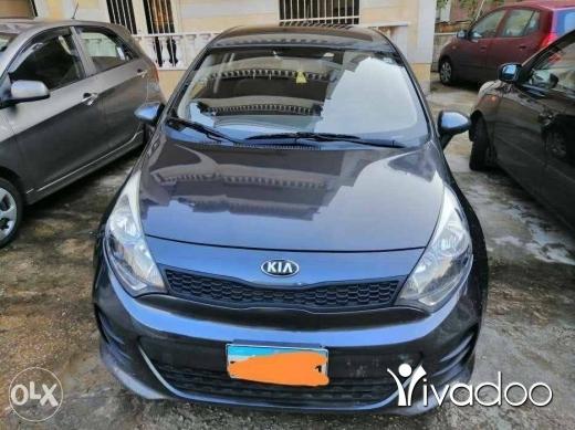 Kia in Beirut City - KIA RIO 2016 automatic