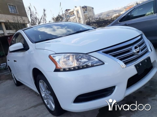 Nissan in Beirut City - Sentra 2015 clean carfax
