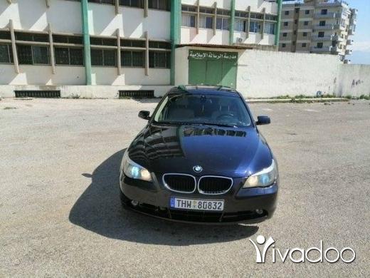 BMW in Tripoli - للبيع بي ام 530
