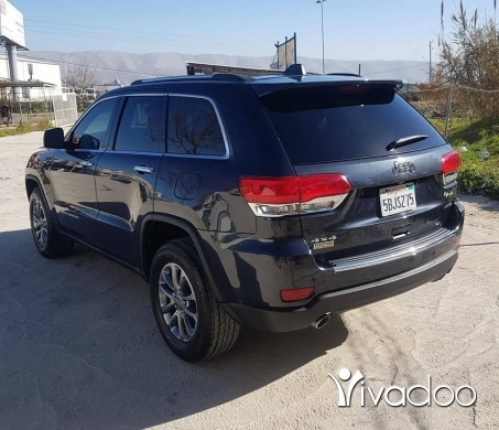 Jeep in Beirut City - Jeep grand cherokee v6 limited 2014 very clean fully loaded for more info call:76/019980 (16000$)