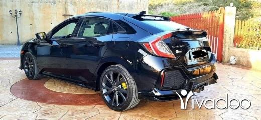 Honda in Beirut City - CiviC Sport Hatchback 2017