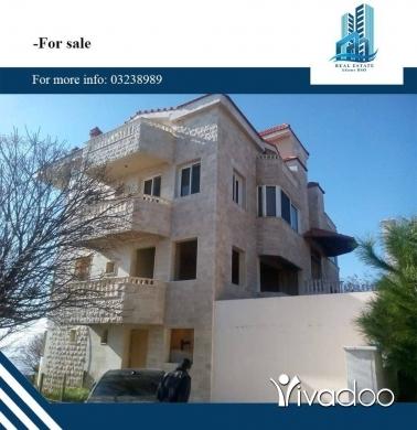 Apartments in Beirut City - شقة دوبلكس للبيع ( على العظم) في بيت عوكر شمال لبنان,