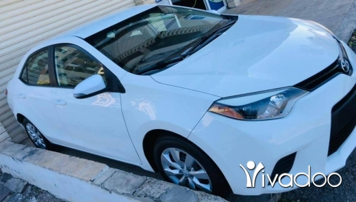 Toyota in Beirut City - 2014 Corolla اجنبية