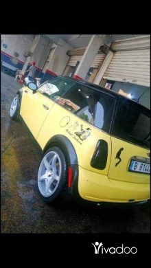 Mini in Beirut City - mini Cooper model 2005