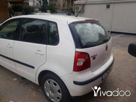 Volkswagen in Tripoli - غولف بولو