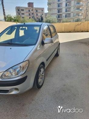 Hyundai in Tripoli - Hyundai Getz (2008)