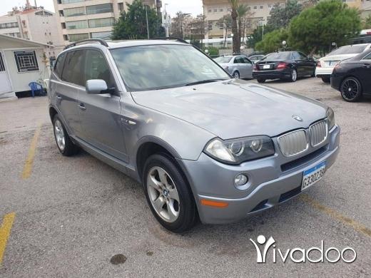 BMW in Beirut City - 2007 bmw X3 3.0 premium package