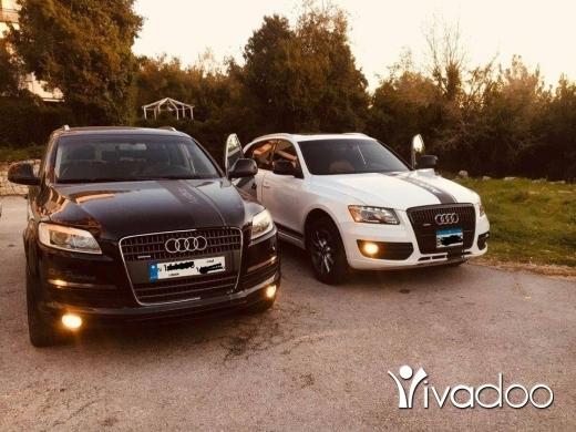 Audi in Tripoli - Audi Q5 / Q7/ Premium plus