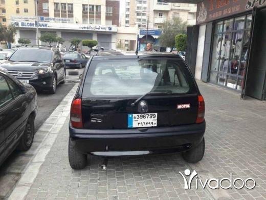 Opel in Tripoli - سيارة اوابل
