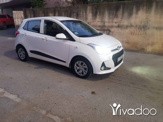 Jeep in Beirut City - Grand i10 2019