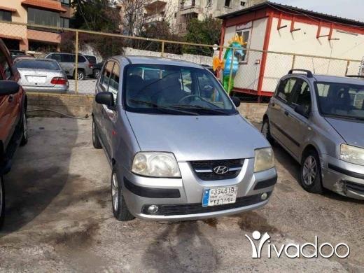 Hyundai in Beirut City - hyundai atoz 2008 81656463