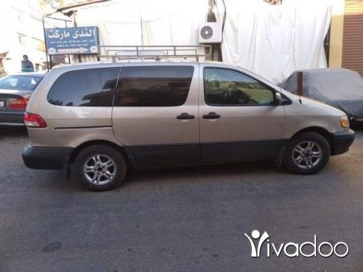 Toyota in Jidra - toyota sena 2003