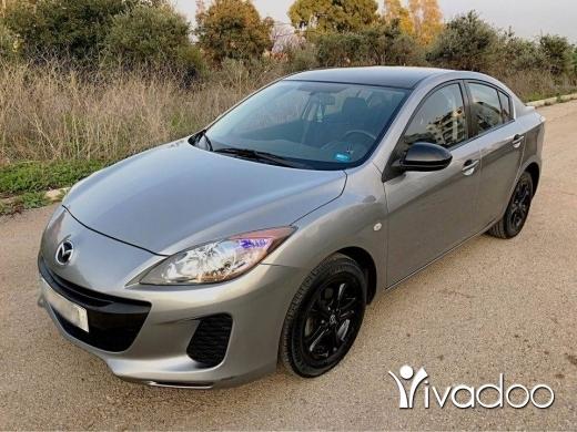 Mazda in Tripoli - Mazda  3