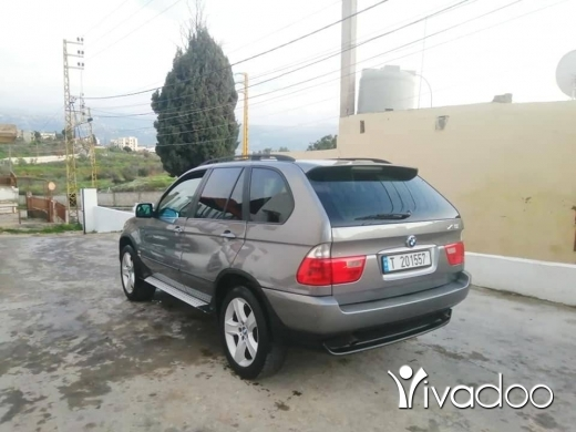 BMW in Tripoli - x5 2004