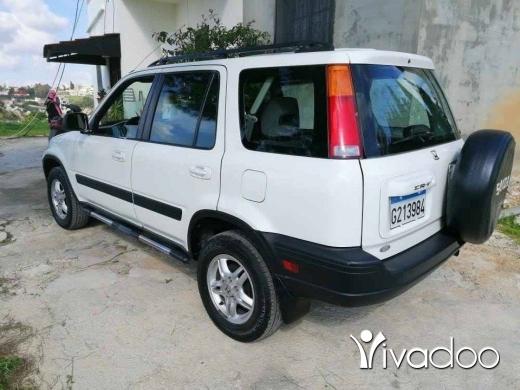 Honda in Nabatyeh - 4×4 honda CRV موديل ٢٠٠١