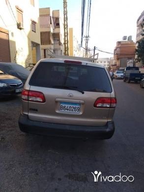Toyota in Jidra - toyota sena