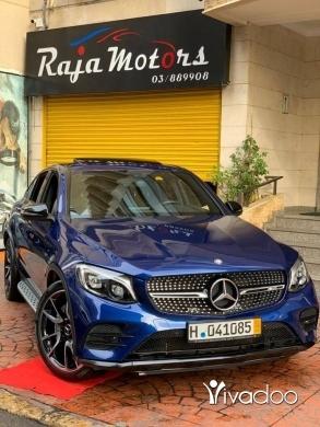 Mercedes-Benz in Beirut City - Mercedes-Benz GLC 43 AMG 4MATIC 2017
