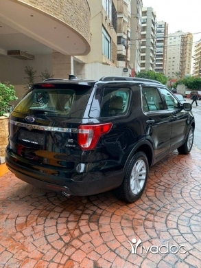 Ford in Beirut City - Ford Explorer 2017 (7 Seats)