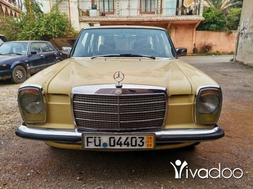 Mercedes-Benz in Minieh - قطش موديل 74.  230.4