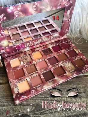 Health & Beauty in Tripoli - *Huda beauty new eyeshadow*