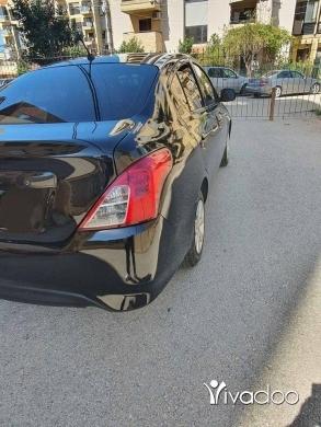 Nissan in Tripoli - Nissan Sunny (2017)
