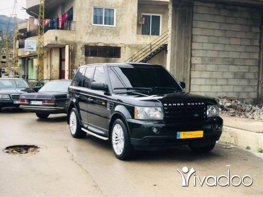 Rover in Tripoli - رنج روفر سبور